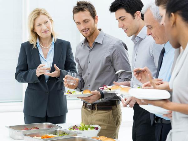 Pranzo di Affari - Business