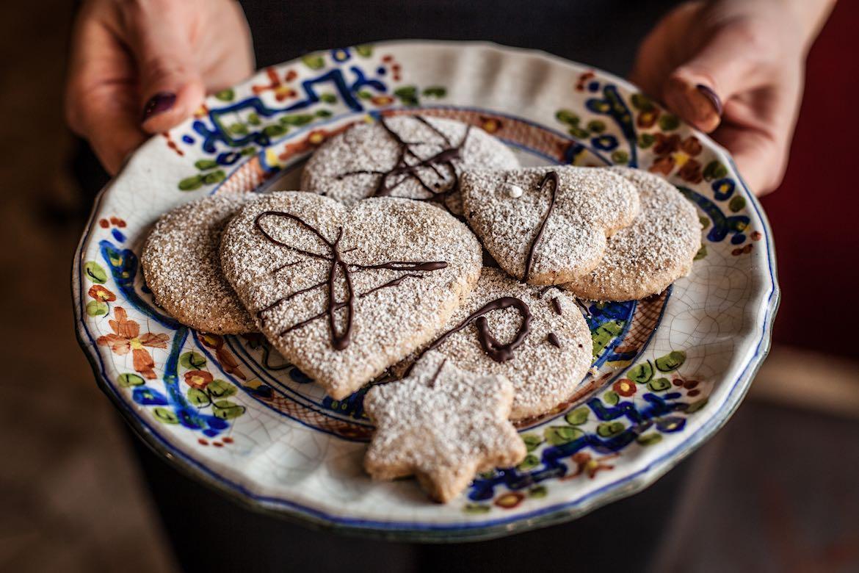 Biscottini Vegan di Mandorle e Grano Saraceno