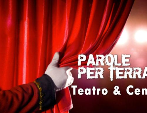 Parole Per Terra – Performance Teatrale + Cena