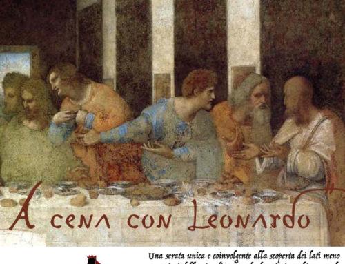 A cena con Leonardo